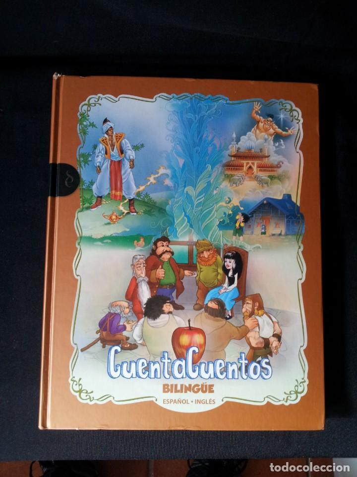 Libros de segunda mano: COLECCIÓN CUENTA CUENTOS BILINGÜE (OBRA COMPLETA DE 12 VOLUMENES) (ESPAÑOL-INGLES): SIGNO EDITORES - Foto 52 - 135651591