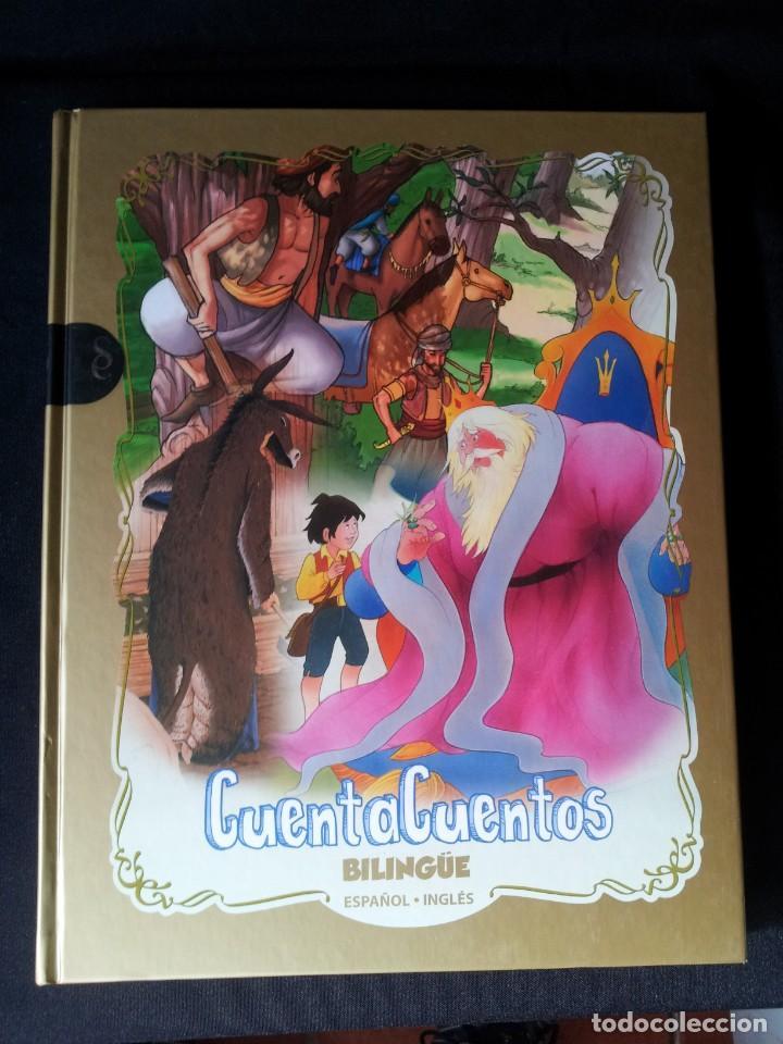 Libros de segunda mano: COLECCIÓN CUENTA CUENTOS BILINGÜE (OBRA COMPLETA DE 12 VOLUMENES) (ESPAÑOL-INGLES): SIGNO EDITORES - Foto 57 - 135651591