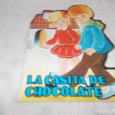 Libros de segunda mano: LA CASITA DE CHOCOLATE. Lote 135758270