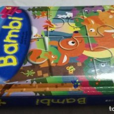 Libros de segunda mano: BAMBI-SUSAETA-CUENTO PUZZLE/ CONTIENE 6 PUZZLES. Lote 135840098