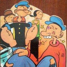 Libros de segunda mano - Cuentos troquelados n°6 Popeye - 135857838