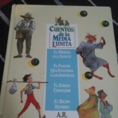 Libros de segunda mano: CUENTOS DE LA MEDIA LUNITA , ALGAIDA . Lote 135886738