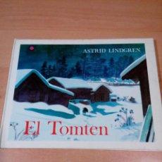 Libros de segunda mano: EL TOMTEN -ASTRID LINDGREN - ASURI 1982 - TOMO 7 - VER FOTOS. Lote 222708468