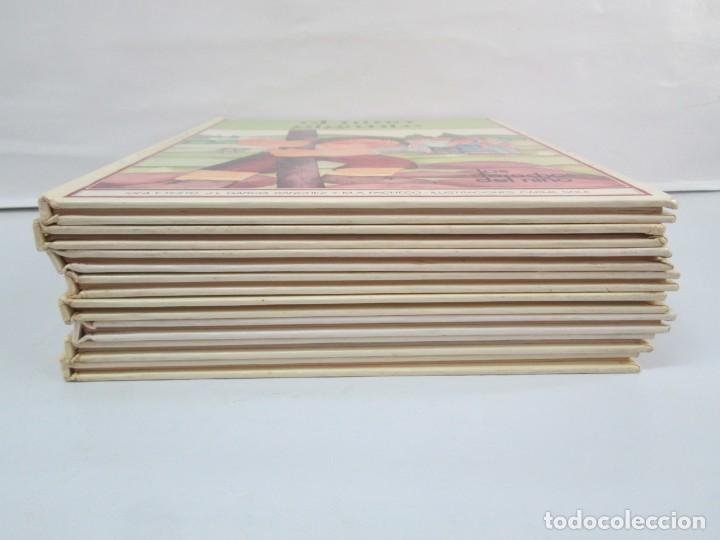 Libros de segunda mano: 8 LIBROS. LOS DERECHOS DEL NIÑO. EDICION ALTEA. 1978. CUENTOS. LA NIÑA SIN NOMBRE, EL NIÑO GIGANTE.. - Foto 3 - 136278302