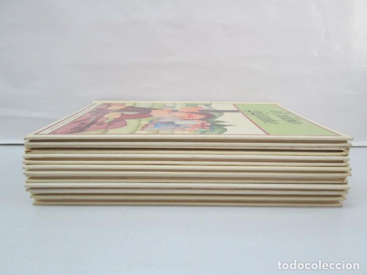 Libros de segunda mano: 8 LIBROS. LOS DERECHOS DEL NIÑO. EDICION ALTEA. 1978. CUENTOS. LA NIÑA SIN NOMBRE, EL NIÑO GIGANTE.. - Foto 4 - 136278302
