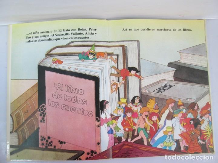 Libros de segunda mano: 8 LIBROS. LOS DERECHOS DEL NIÑO. EDICION ALTEA. 1978. CUENTOS. LA NIÑA SIN NOMBRE, EL NIÑO GIGANTE.. - Foto 10 - 136278302