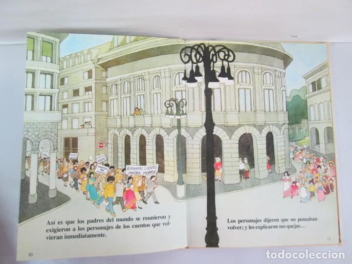 Libros de segunda mano: 8 LIBROS. LOS DERECHOS DEL NIÑO. EDICION ALTEA. 1978. CUENTOS. LA NIÑA SIN NOMBRE, EL NIÑO GIGANTE.. - Foto 11 - 136278302