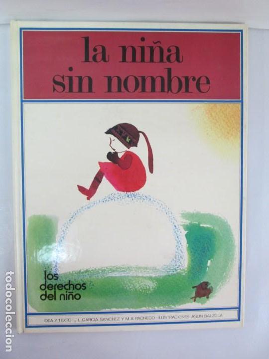 Libros de segunda mano: 8 LIBROS. LOS DERECHOS DEL NIÑO. EDICION ALTEA. 1978. CUENTOS. LA NIÑA SIN NOMBRE, EL NIÑO GIGANTE.. - Foto 16 - 136278302