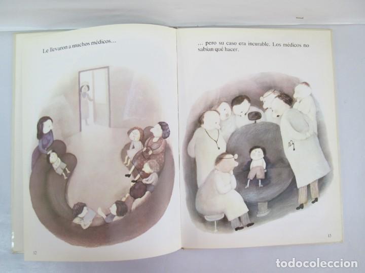 Libros de segunda mano: 8 LIBROS. LOS DERECHOS DEL NIÑO. EDICION ALTEA. 1978. CUENTOS. LA NIÑA SIN NOMBRE, EL NIÑO GIGANTE.. - Foto 29 - 136278302
