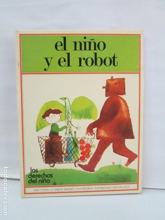 Libros de segunda mano: 8 LIBROS. LOS DERECHOS DEL NIÑO. EDICION ALTEA. 1978. CUENTOS. LA NIÑA SIN NOMBRE, EL NIÑO GIGANTE.. - Foto 33 - 136278302