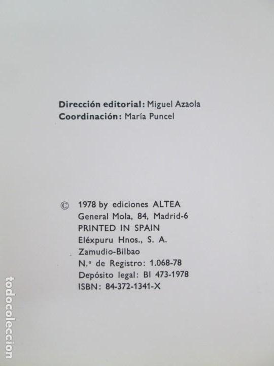 Libros de segunda mano: 8 LIBROS. LOS DERECHOS DEL NIÑO. EDICION ALTEA. 1978. CUENTOS. LA NIÑA SIN NOMBRE, EL NIÑO GIGANTE.. - Foto 45 - 136278302