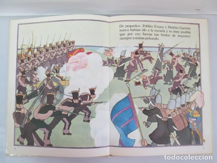 Libros de segunda mano: 8 LIBROS. LOS DERECHOS DEL NIÑO. EDICION ALTEA. 1978. CUENTOS. LA NIÑA SIN NOMBRE, EL NIÑO GIGANTE.. - Foto 47 - 136278302