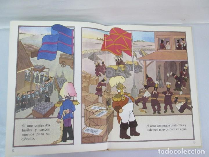 Libros de segunda mano: 8 LIBROS. LOS DERECHOS DEL NIÑO. EDICION ALTEA. 1978. CUENTOS. LA NIÑA SIN NOMBRE, EL NIÑO GIGANTE.. - Foto 49 - 136278302