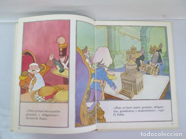 Libros de segunda mano: 8 LIBROS. LOS DERECHOS DEL NIÑO. EDICION ALTEA. 1978. CUENTOS. LA NIÑA SIN NOMBRE, EL NIÑO GIGANTE.. - Foto 51 - 136278302