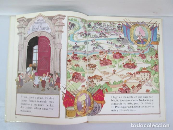 Libros de segunda mano: 8 LIBROS. LOS DERECHOS DEL NIÑO. EDICION ALTEA. 1978. CUENTOS. LA NIÑA SIN NOMBRE, EL NIÑO GIGANTE.. - Foto 52 - 136278302