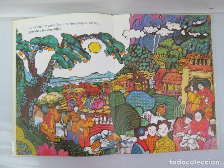 Libros de segunda mano: 8 LIBROS. LOS DERECHOS DEL NIÑO. EDICION ALTEA. 1978. CUENTOS. LA NIÑA SIN NOMBRE, EL NIÑO GIGANTE.. - Foto 58 - 136278302