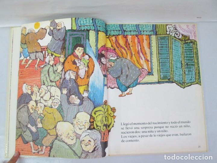 Libros de segunda mano: 8 LIBROS. LOS DERECHOS DEL NIÑO. EDICION ALTEA. 1978. CUENTOS. LA NIÑA SIN NOMBRE, EL NIÑO GIGANTE.. - Foto 62 - 136278302