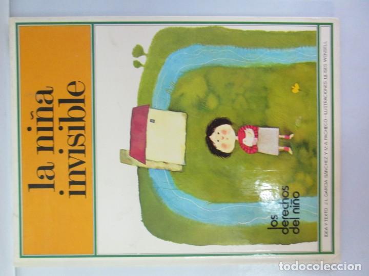 Libros de segunda mano: 8 LIBROS. LOS DERECHOS DEL NIÑO. EDICION ALTEA. 1978. CUENTOS. LA NIÑA SIN NOMBRE, EL NIÑO GIGANTE.. - Foto 76 - 136278302