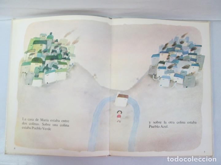 Libros de segunda mano: 8 LIBROS. LOS DERECHOS DEL NIÑO. EDICION ALTEA. 1978. CUENTOS. LA NIÑA SIN NOMBRE, EL NIÑO GIGANTE.. - Foto 79 - 136278302