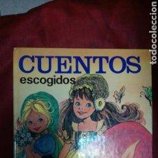 Libros de segunda mano: CUENTOS ESCOGIDOS VOL. XII - 12 SUSAETA - REIMPRESIÓN 1984 -. Lote 136416717