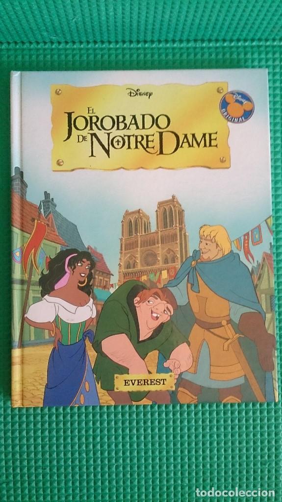 cab2a3214 3 fotos EL JOROBADO DE NOTRE DAME, EVEREST (Libros de Segunda Mano -  Literatura Infantil y ...