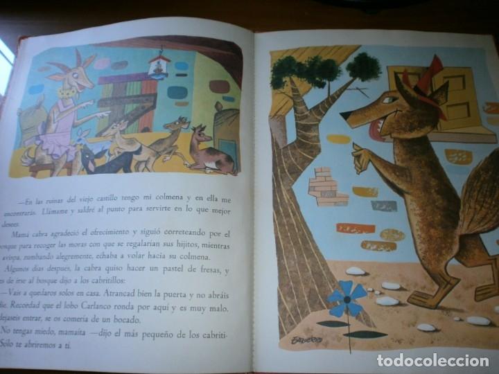 Libros de segunda mano: 3 LIBROS DE CUENTOS SERIE MONITOR - Nº 3,7, 8 - ED. ROMA, 1ª Edición, Barcelona, 1962. - Foto 8 - 50823689