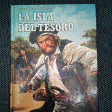 Libros de segunda mano: LA ISLA DEL TESORO. CLÁSICOS DE LA JUVENTUD. ROBERT LOUIS STEVENSON - ED. ALFREDO ORTELLS 1980. Lote 136829602