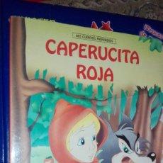 Libros de segunda mano: CAPERUCITA ROJA. Lote 137117782
