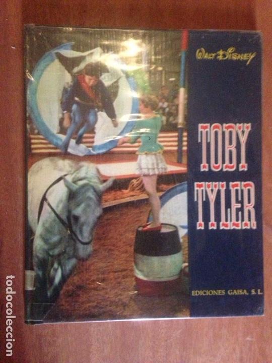 TOBY TYLER (Libros de Segunda Mano - Literatura Infantil y Juvenil - Cuentos)