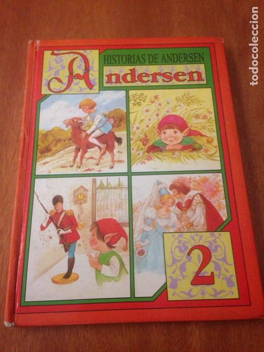 HISTORIAS DE ANDERSEN - ANDERSEN (Libros de Segunda Mano - Literatura Infantil y Juvenil - Cuentos)