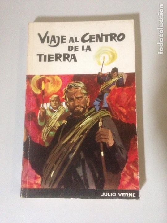VIAJE AL CENTRO DE LA TIERRA (Libros de Segunda Mano - Literatura Infantil y Juvenil - Cuentos)