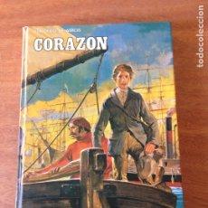 Libros de segunda mano: CORAZÓN - CLÁSICOS DE LA JUVENTUD. Lote 138557737