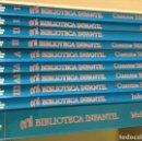 Libros de segunda mano: MI BIBLIOTECA INFANTIL: CUENTOS BILINGÜES - INGLÉS PARA NIÑOS (9 TOMOS) - VV. AA.. Lote 131765430