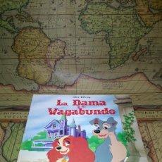 Libros de segunda mano: LA DAMA Y EL VAGABUNDO. WALT DISNEY. EDICIONES BEASCOA 1990. CUENTO.. Lote 138759682