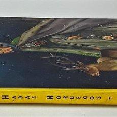 Libri di seconda mano: CUENTOS DE HADAS NORUEGOS Y LAPONES. Nº 26. H. C. GRANCH. EDIT. MOLINO. 1952.. Lote 138795258