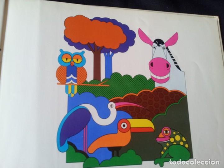 Libros de segunda mano: GLORIA FUERTES - MONTO Y LIO SE METEN EN UN LIO Nº 1 - EDITORIAL MONTOLIO, ILUSTRACIONES JUAN TUDELA - Foto 9 - 139053378