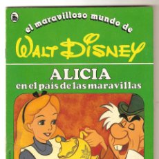Libros de segunda mano: 6 CUENTOS EL MARAVILLOSO MUNDO WALT DISNEY 6-7-8-9-11-12 BRUGUERA 1986 NUEVO. Lote 139093018