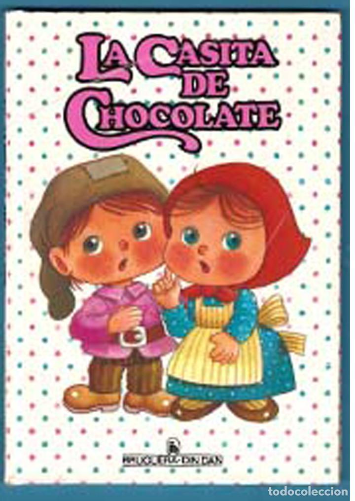 2 CUENTOS Nº 2-3 DIN-DAN-LA CASITA DE CHOCOLATE-BLANCANIEVES-DIBUJOS DE JAN NUEVO 1985 (Libros de Segunda Mano - Literatura Infantil y Juvenil - Cuentos)