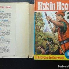 Libros de segunda mano: COLECCIÓN HEROES Nº-64 ROBIN HOOD. Lote 139158542