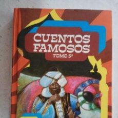 Libros de segunda mano - CUENTOS FAMOSOS - TOMO 3º - ed. EVEREST - 139382258