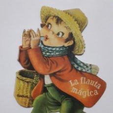 Libros de segunda mano: LA FLAUTA MAGICA. FERRÁNDIZ. EDITORIAL VILCAR. 1A. EDICIÓN.. Lote 139477650