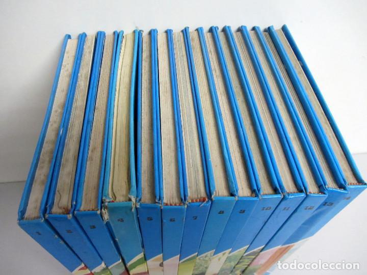 Libros de segunda mano: Cuentos azules. Ediciones Toray 1981. Números del 1 al 14. Tapa dura. Ilustrados - Foto 2 - 139524142