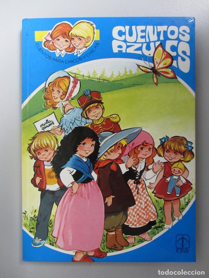 Libros de segunda mano: Cuentos azules. Ediciones Toray 1981. Números del 1 al 14. Tapa dura. Ilustrados - Foto 10 - 139524142