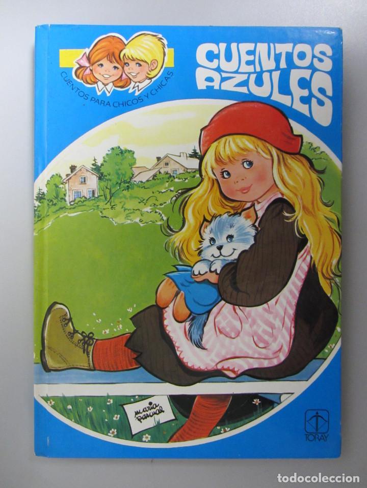 Libros de segunda mano: Cuentos azules. Ediciones Toray 1981. Números del 1 al 14. Tapa dura. Ilustrados - Foto 15 - 139524142