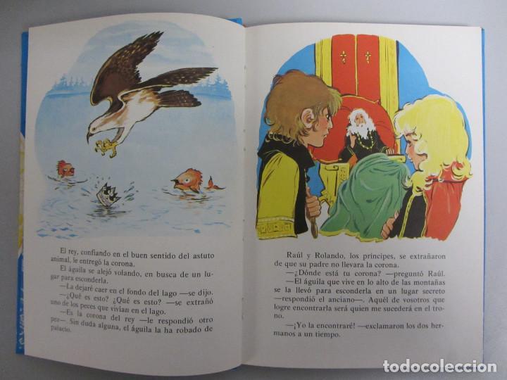 Libros de segunda mano: Cuentos azules. Ediciones Toray 1981. Números del 1 al 14. Tapa dura. Ilustrados - Foto 18 - 139524142