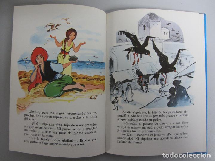 Libros de segunda mano: Cuentos azules. Ediciones Toray 1981. Números del 1 al 14. Tapa dura. Ilustrados - Foto 19 - 139524142