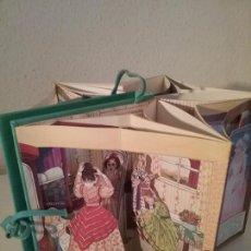 Libros de segunda mano: LA CENICIENTA LIBRO CARRUSEL POP UP PEEPSHOW BOOK. Lote 139788154