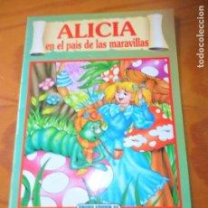 Libros de segunda mano - ALICIA EN EL PAIS DE LAS MARAVILLAS - GRUPO EDIDER 88, 1997- - 139833454