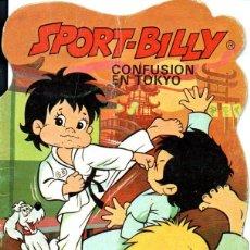 Libros de segunda mano: SPORT BILLY CONFUSION EN TOKYO (COBAS, 1981) MUNDIAL DE FUTBOL 1982. Lote 139864018