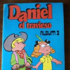 Libros de segunda mano: DANIEL EL TRAVIESO HITPRESS 1982 NUEVO ALBUM 3. Lote 139927026